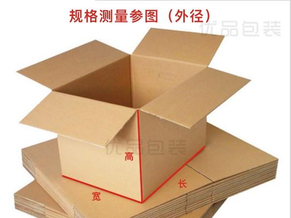 郑州纸箱定做厂家做纸箱瓦楞的厚度是多少?