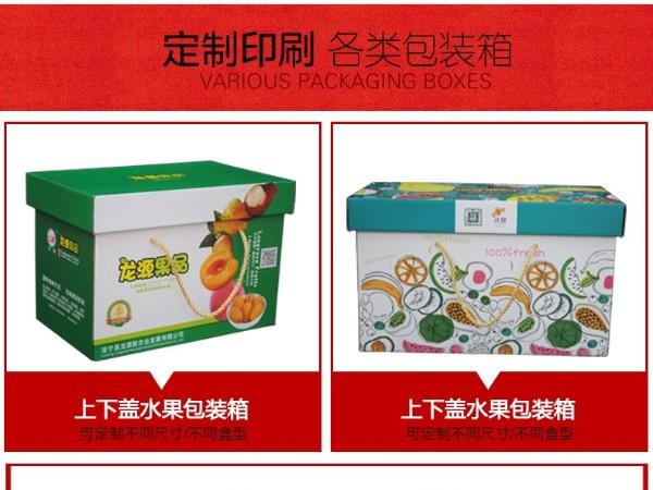 纸质包装盒的分类