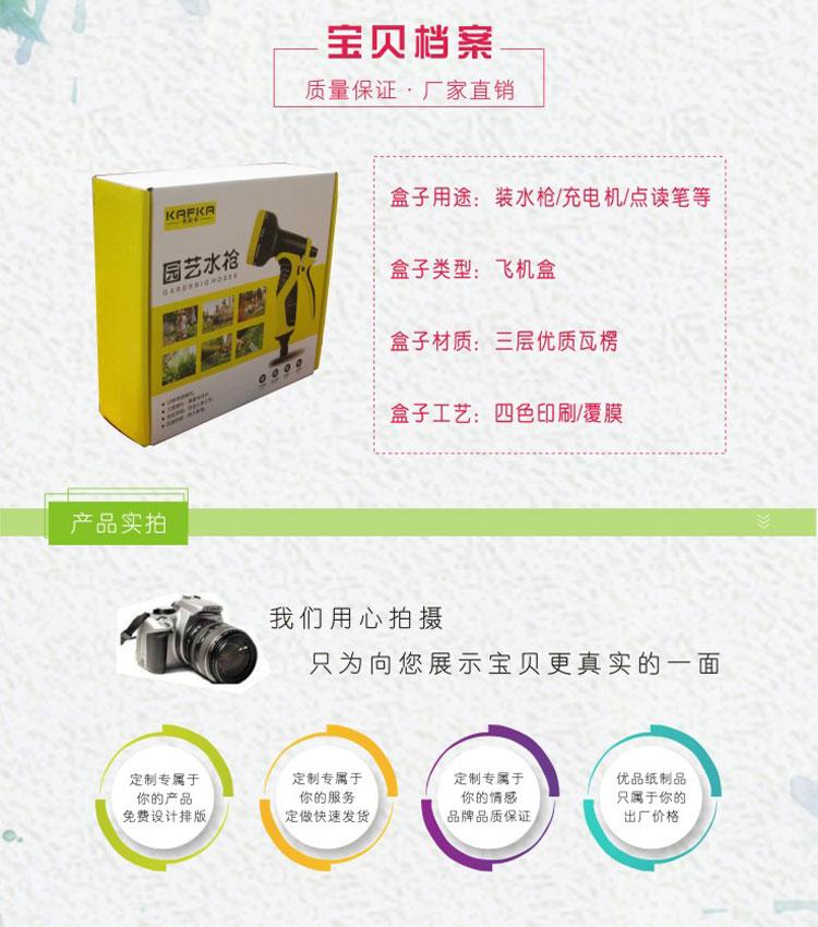 电子产品包装盒飞机盒 (2)