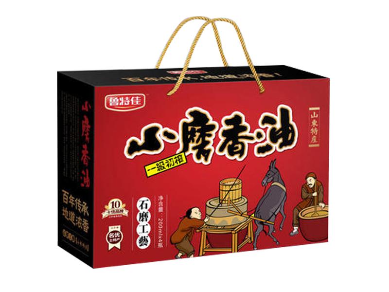 香油包装盒