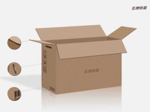 纸箱厂带您了解瓦楞纸箱的优点