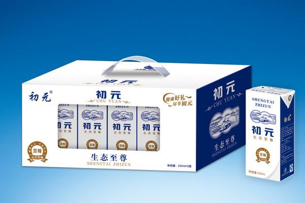初元食品产品包装定制-优品包装客户案例