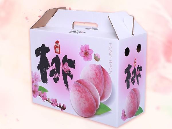 水果包装盒选择瓦楞纸箱的优点