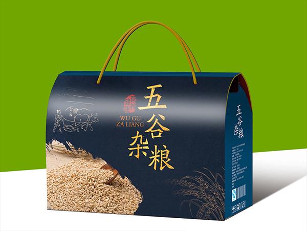 杂粮包装盒