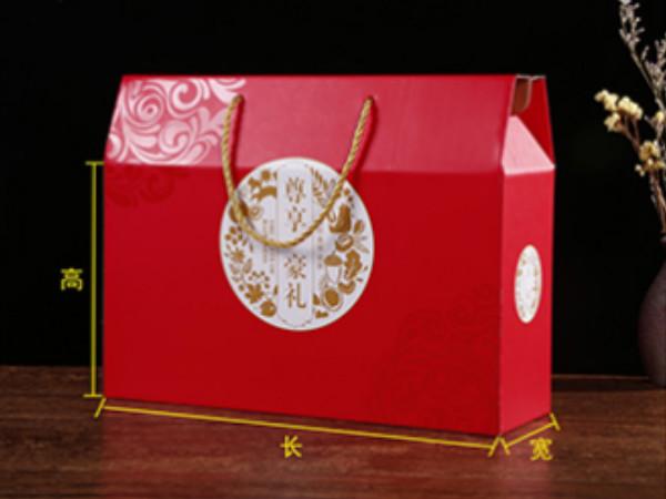 包装盒盒型