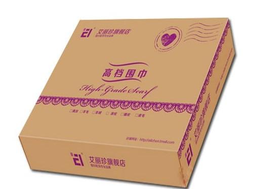 各种包装纸箱印刷特点介绍