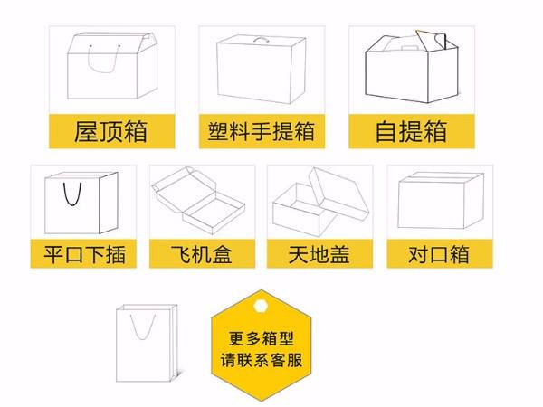 优品包装为您解析纸箱定做的几种常见盒型