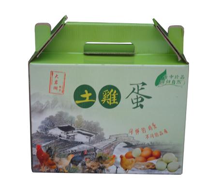禽类、蛋类包装盒