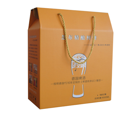 酒水包装盒