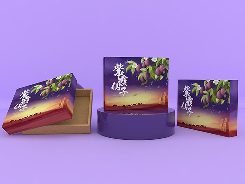 水果礼盒包装