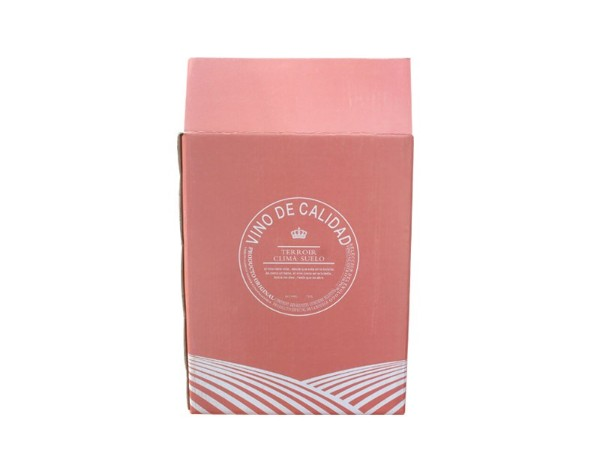 红酒包装箱定制-订做包装纸盒