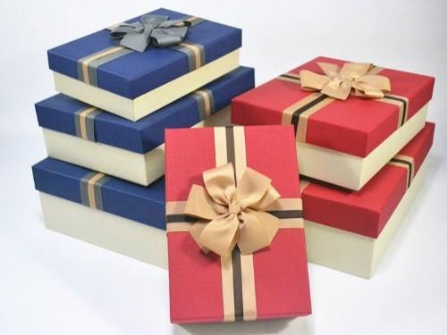 包装盒盒型介绍