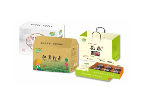 安阳绿健蔬菜礼盒定制-优品包装合作案例