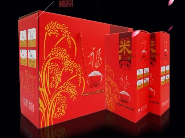 大米包装设计-农产品包装-优品包装