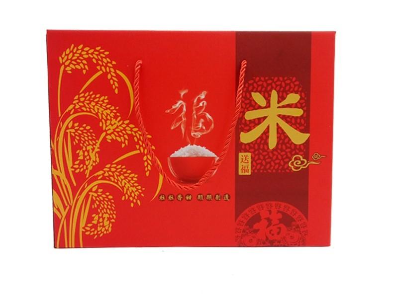 大米包装设计-农产品包装