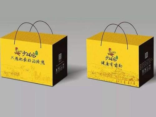 食品包装盒的作用
