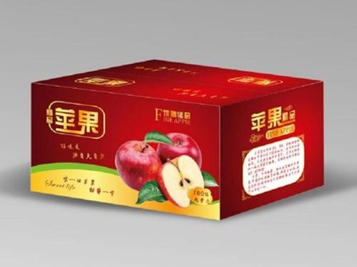 苹果包装盒为什么采用瓦楞纸