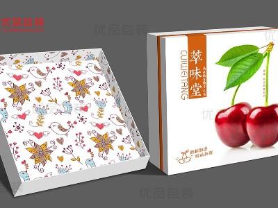 纸箱包装生产厂家告诉你水果盒的优点